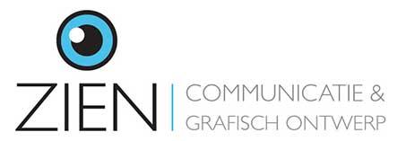 Zien Communicatie & Grafisch ontwerp Logo